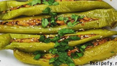 How To Make Green Chili Fried Recipe At Home
